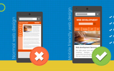 Top 5 reasons why mobile friendly web design is important for winning SEO ranking